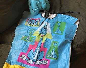 1986 Foofur Costume . Vintage foofur . Foofur dog costume . Foofur kids costume
