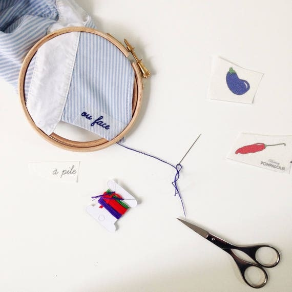 Miam - EASY BRODERIE Kit