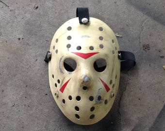 Friday the 13th * Part 3 Inspired Hockey Mask