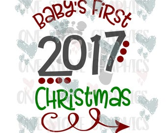 Baby's first Christmas svg,eps,dxf,jpeg,Baby svg,Christmas svg,ornament svg, baby feet svg,baby's first Christmas svg file,Christmas,baby