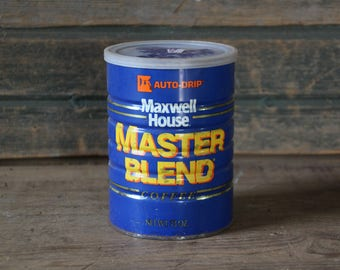 Maxwell House Coffee 13 oz. can