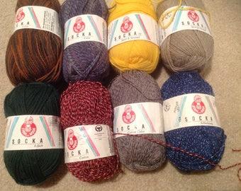 Socka Yarn