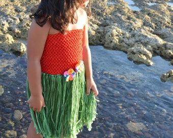 Hula Dress+