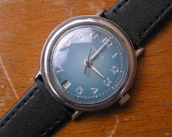Vintage Wrist Watch USSR RAKETA  - Serviced 2017