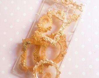 Rococo Baroque Coque case - Samsung Note 8