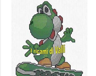Super Mario Drake Yoshi