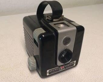 Vintage Kodak Brownie Hawkeye Camera, Vintage Kodak, Kodak Camera, Vintage Camera, ArtDeco Design, ArtDeco, Vintage photo Camera, Photograph