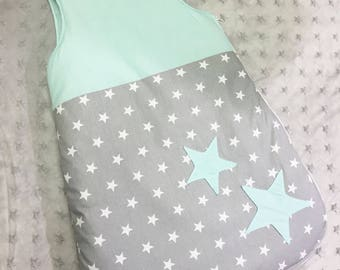"Sleeping bag 0/6 months collection ""Christmas"""