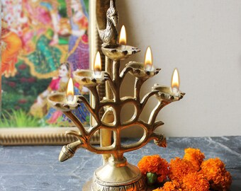 Traditional Oil Lamp Etsy
