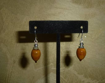 Acorn Earrings #204