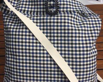 ByFionnuala Handmade Cross Body Bag