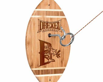 Drexel University Dragons Tiki Toss