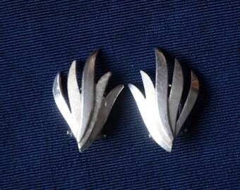 Elegant Sterling Silver Earrings