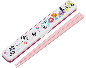 Japanese Chopstick + Case Elegant Style - 箸 By Skater