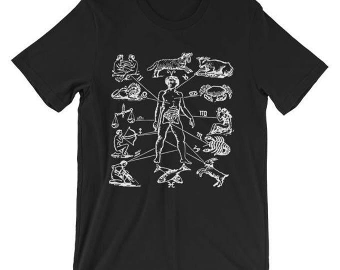 Zodiac Dissection Tee