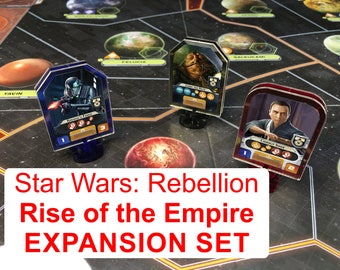Star Wars: Rebellion *Rise of the Empire* EXPANSION Leader Stands