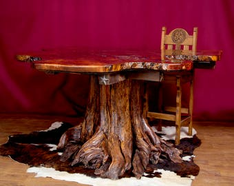 Live Edge Dining/Conference Table