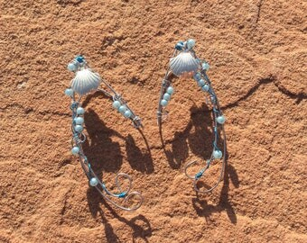 Coastal Region Elven Ear Cuffs