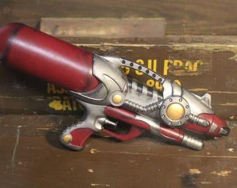 Steampunk Laser Pistol