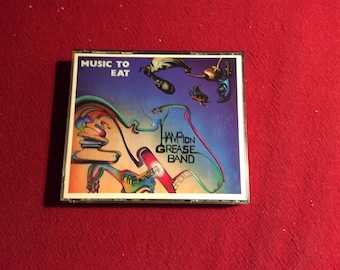 Music to Eat, Hampton Grease Band Cd