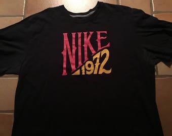Nike t-shirt 1972