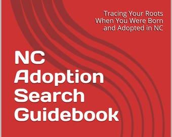 NC Adoption Search Guidebook