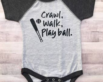 Baseball Baby, Baseball Baby Shower, Baseball Baby Gift, Baseball Dad Gift, Baseball Baby Boy, Baseball Baby Girl, Sports Baby Shower
