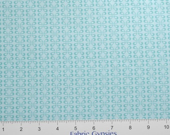 "AdornIt ""Rhapsody Collection"" ~ Flutter Tone ~ 00520 Mint ~ Tonal BUTTERFLIES ~  By The Half Yard ~"