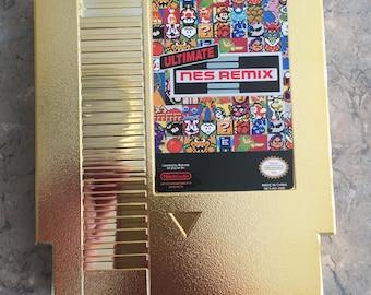 Ultimate NES Remix Nintendo NES Cartridge 154 in 1
