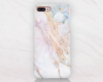 White Marble iPhone 8 Case iPhone 7 Case iPhone 8 Plus Case Samsung Galaxy S7 Case Samsung S6 Edge Case iPhone 6s Case Gift For Her RD1616