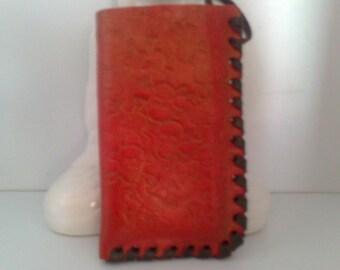 laptop leather custom case