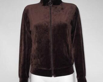 70s Vintage Vest • Vintage • Brown Vest • Unisex Vest • Vintage Vest • 70s Vintage Brown Vest • Vintage Unisex Vest • Zipper Vest • Woman's