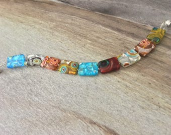 Beautiful beads | Bracelet | eclectic designs
