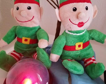 Elf Cam and Personalized Plush