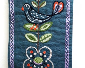 Bird Wall Hanging