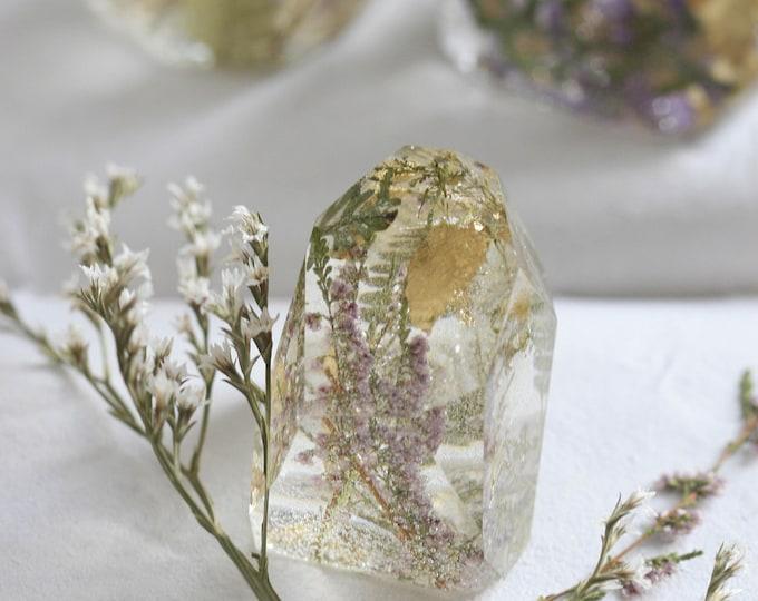 Irish Flower Paperweights   Crystal Paperweight   Botanical   Display   Flowers