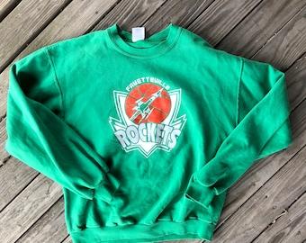 Small 80's  Rockets sweatshirt