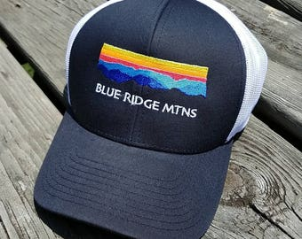 Blue Ridge Mountains Hat