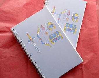 Warrior Toolkit - 5x8 Notebook/Journal