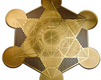 Metatron's Cube Icon YA-52