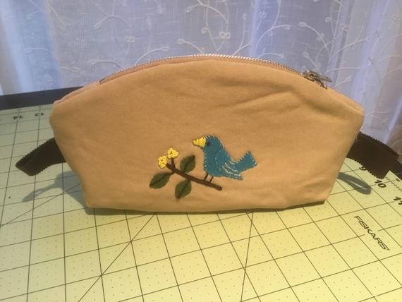 Dannybird Zipper Bag