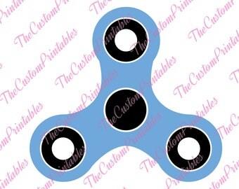 Fidget, Spinner, Fidget, Spinning , SVG, Cut File, Vector, Cricut Files, Silhouette Files, Cameo, T-shirt