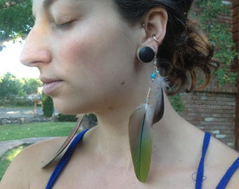 Trilogy of color ~ Earrings