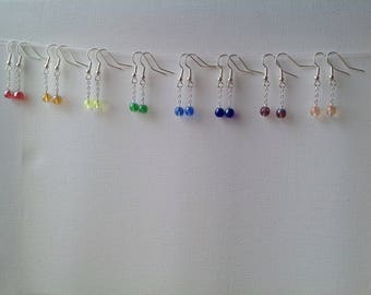 RAINBOW COLLECTION - dangle drop collection.
