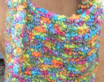 Bag - Crochet Multi Color