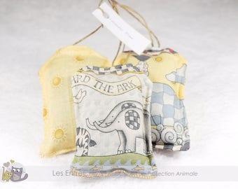 Organic Lavender cotton bags
