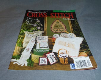 Counted Cross Stitch Patterns, Stoney Creek Collection Magazine Back Issue, Annual Gift Issue Dec. 2010