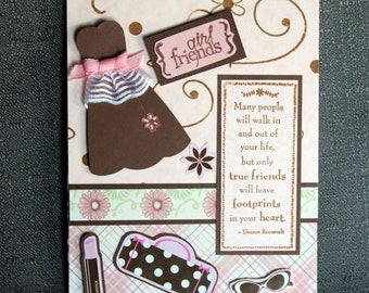 Friendship Card #164