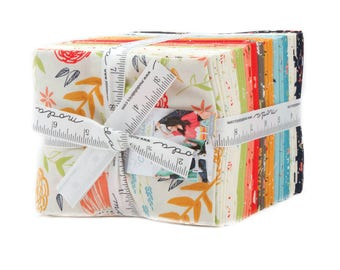Creekside Fat Quarter Bundle by Sherri & Chelsi from Moda Fabrics, 32 Fat Quarters, Complete Collection, Complete Collection