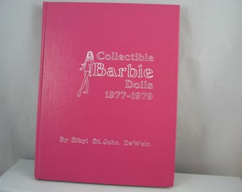 Collectible Barbie dolls 1977-1979
